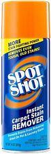 Spot Shot Instant Carpet Stain Remover Aerosol 14 oz can