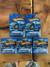 Lot of 5 Hot Wheels 2005 First Editions Prototipo Alfa Romeo B.A.T. 9 Sealed N3