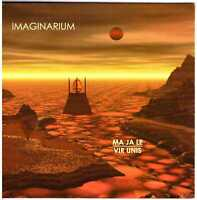 MA JA LE / VIR UNIS Imaginarium CD Tribal/Ambient Electronic w/ Steve Roach