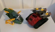 GI Joe Cobra Action Force Cobra Imp Locust vehicle lot