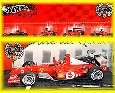 Ferarri F2002 150. le Grand Prix Wins Canadienne GP 2002 #1 Schumacher 1:18