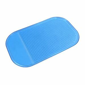 1 X BRAND NEW  BLUE NON SLIP SILICONE DASH MAT CAR VAN LORRY TRUCK FREE DELIVERY