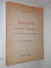 ISTITUZIONI DI DIRITTO PRIVATO 2 Diritto commerciale Giovanni Colosimo Trevisini
