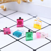 6 Bottles 1:12 Scale Dollhouse Miniature Furniture Perfume Decoration  TEOBDSE