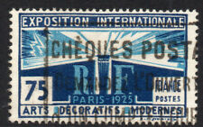 France 75 Cent Stamp c1924-25 Used (3901)