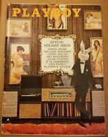 Playboy January 1962 * Good Condition * Free Shipping USA
