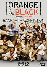 Orange Is the New Black: Season Two (DVD, 2015, Canadian)