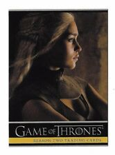 2013 Game of Thrones Season 2 Trading Cards Promo Card P1 Daenerys Targaryen