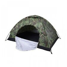 Portable Military Pattern Tent Ultralight Water And Wind Proof UV Protection New