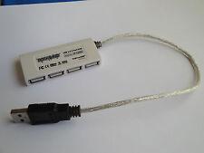 VIPowER Rock Band USB 2.0 4-Port HUB VP-H209B Free Shipping