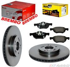 Bremsscheiben Kit 300mm Vorne HONDA Accord VII CL,CL7 Tourer CM 2.0 2.4 2.2 i