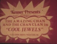 """1972 8mm Film Kenner Amazing Chan and The Chan Clan """"Cool Jewels"""" Cartoon Short"""
