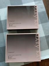 """(2) Mary Kay magnetic compacts unfilled. New in box. 5 1/2"""" X 7"""""""