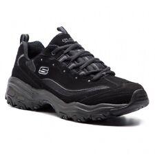Skechers D'lites, Sneakers Casual uomo, Memory Foam Sport, Ginnastica, Man Lacci