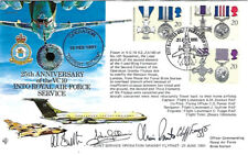 AVIATION :1991 25th Anniversary of the VC10 into  RAF Service -signed