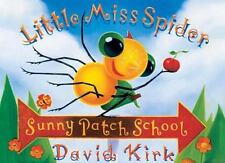 Little Miss Spider At Sunnypatch School-ExLibrary