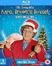 Mrs Browns Boys  Series 12 Complete  Christmas Special [Bluray] [DVD]