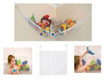 Jouet de stockage hamac et bain mesh net enfants bébé rangement pépinière jouets