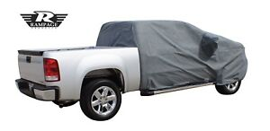 Truck Cab Top Cover-Extended Cab Pickup Rampage 1321