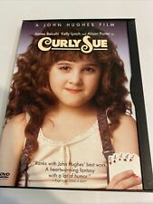 Curly Sue (DVD 2003, Widescreen) 1991 Film John Hughes James Belushi Kelly Lynch