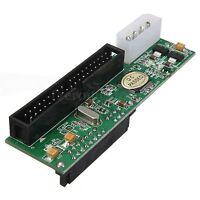 """New 2.5""""/3.5"""" Drive 40 Pin Serial ATA SATA to PATA IDE Card Adapter Converter"""