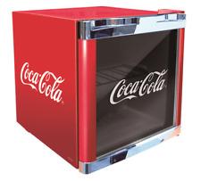 COOL CUBES Coca Cola Kühlschrank (84 kWh/Jahr, A+, 510 mm hoch, Rot)