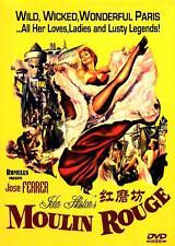 "New DVD "" Moulin Rouge "" José Ferrer, Zsa Zsa Gabor"