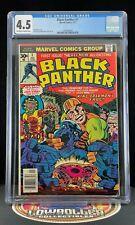 Black Panther #1 CGC 4.5 1977