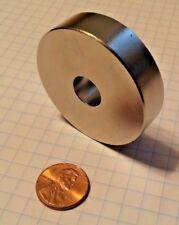 Huge Neodymium Ring Magnet Super Strong N52 Rare Earth Magnet 2