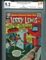 Adventures of Jerry Lewis 97 CGC 9.2 OHIO PEDIGREE Joker Batman Penguin Riddler