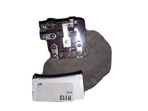 Borg Warner BWD R113 Headlight Relay R-113
