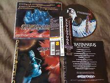 STRATOVARIUS / destiny / JAPAN LTD CD OBI