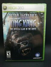 Peter jackson's king kong xbox 360 Sealed New