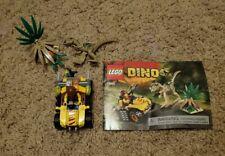 Lego Dino Ambush Attack 5882 Complete