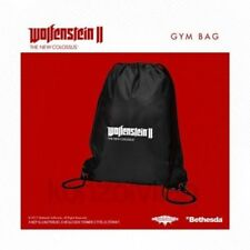 Wolfenstein II The New Colossus Gym Sports Bag Brand New Official Merchandise