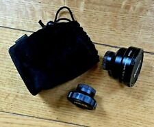 Nikon TC-E2 2X Teleconverter & WC-E24 Wide Angle Lens for Coolpix 4300 4500