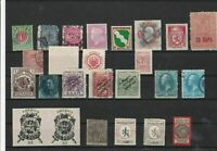 World Mixed Stamps and Fiscals Ref 31518