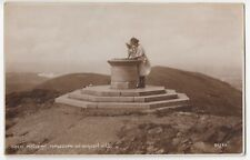 Worcestershire; Malvern, Toposcope On Beacon Hill RP PPC Unposted, By Photochrom