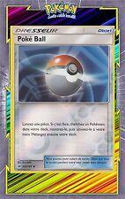 Poké Ball Reverse- SL1:Soleil et Lune - 125/149 - Carte Pokemon Neuve Française