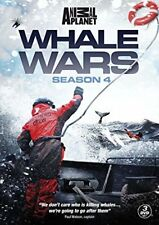 WHALE WARS COMPLETE SEASON 4 THE ANIMAL PLANET COLLECTION NEW 3 DVD BOXSET R4