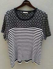 REGATTA Woman Cotton Tee T-Shirt Top Size 20 Womens Plus Size Summer Ladies
