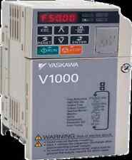 YASKAWA V1000 3ph 7,5 kw (CT) / 11 kw (VT) 400 V cimr-vc4a0023fa disque vitesse variable