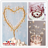 Pearl Princess Cake Topper Gold Tiara Crown Prince Princess Girl Boy Birthday