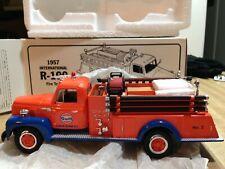 First Gear Gulf 1957 International R-190 Fire Truck #19-1334
