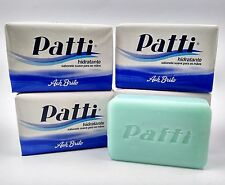 CLAUS PORTO ACH BRITO set of 4 Soaps Bars PATTI 100% herbal moisturizing soap