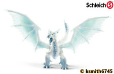 Schleich Eldrador Creatures ICE DRAGON plastic toy mythical fantasy  NEW 💥