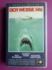 Der weiße Hai (1975) | VHS Video | Film, Jaws, Kassette, Special Edition
