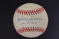 Hal Newhouser (d.1998) Detroit Tigers HOF Autographed OAL Signed Baseball JSA B3