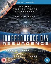 Independence Day Resurgence Blu-ray UV Aj216