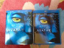 Blu-ray Bluray AVATAR - Version Française  - BE